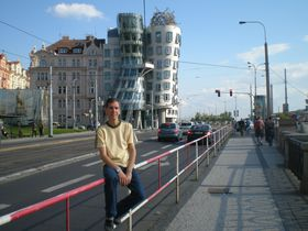 Dancing House, photo: archive of Hugo Longhi