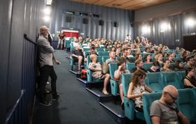 Denis Côté, photo: Film Servis Festival Karlovy Vary