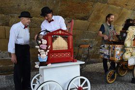 Festival Flašinet žije! na Kampě, foto: Ondřej Tomšů