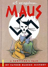 La novela Maus, de Art Spiegelman