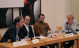 Václav Láska, Martin Polívka, Štěpán Rattay, Jiří Boudal, photo: Anna Krýslová / ČSMPF