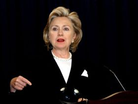 Hillary Clinton, photo: archive of US Department