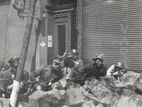 L'insurrection de Prague en mai 1945, photo: VHÚ Praha