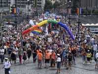 Prague Pride 2015, photo: ČTK