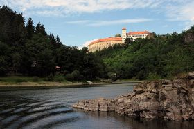 Château de Bítov, photo: Jan Rosenauer, ČRo