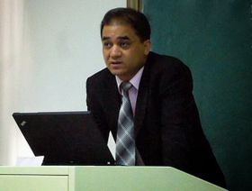 Ilham Tohti, photo: International Uyghur Human Rights and Democracy Foundation
