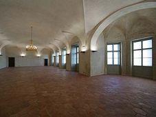 Le palais Rozmberk