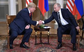 Donald Trump and Vladimir Putin, photo: archive of the Presidential Executive Office of Russia, Wikimedia Commons, CC BY 4.0