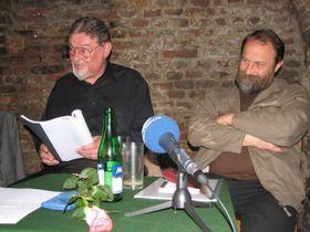 Vladimir Vlasaty (links) (Foto: Autor)