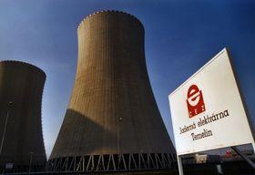 Atomkraftwerk Temelín (Foto: IAEA Imagebank, Wikimedia Commons, CC BY-SA 2.0)