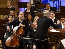London Symphony Orchestra с чешским виолончелистом Иржи Бартой, Фото: ЧТК