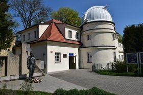 Štefánik-Sternwarte (Foto: Ondřej Tomšů)