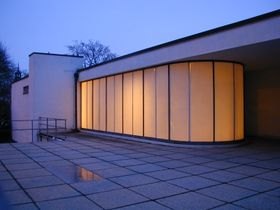The Tugendhat villa in Brno