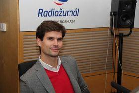 Michal Kalman, foto: Prokop Havel, ČRo