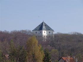 Schloss Stern (Foto: Archiv des Tschechischen Rundfunks - Radio Prag)