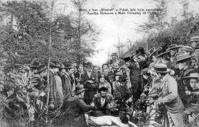 Le lieu du meurtre d'Anežka Hrůzová, photo: Archives de Klub za starou Prahu