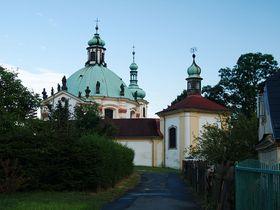 Chapel of the Virgin Mary, photo: Jitka Erbenová, CC BY-SA 3.0 Unported