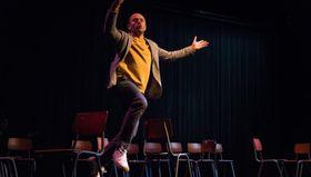 Didier Poiteaux, photo: INTI Théâtre/Site officiel du festival Mange ta grenouille