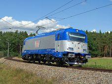 Lokomotive vom Typ 380 (Foto: Jaroslav Charvát, CC BY-SA 3.0)