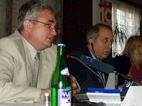 Milan Stech and Emilio Gabaglio