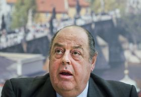 Nicholas Soames, photo: CTK