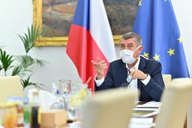 Andrej Babiš, photo: Site officiel du Gouvernement tchèque