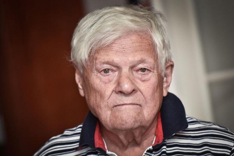 Jiří Brady, photo: Filip Jandourek, ČRo