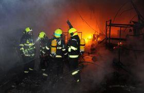 Foto: Leoš Kučera, Archiv der Feuerwehr