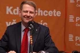 Томаш Проуза, фото: Яна Пржиносилова, ЧРо