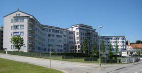 Klinikum Passau (Foto: Aconcagua, Wikimedia Commons, CC BY-SA 3.0)