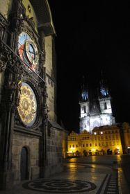El reloj astronómico, foto: Kristýna Maková/Praha křížem krážem