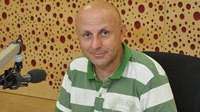 Miloš Balabá, photo: Marián Vojtek, ČRo