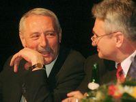 Richard Falbr a Milan Štěch, Foto: ČTK