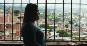 'Mujeres del caos venezolano', foto: Femmes du chaos vénézuélien