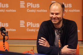 Radek Špicar, foto: Jana Trpišovská, ČRo
