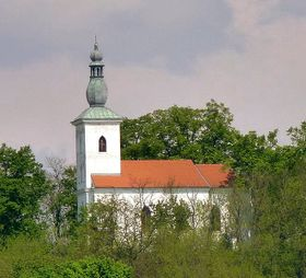 La iglesia de Santiago, foto: Podzemnik, CC BY-SA 3.0 Unported