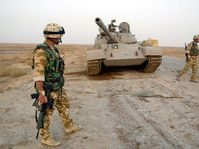 Irák, foto: ČTK