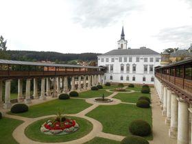 Castillo de Lysice, foto: Magdalena Kašubová