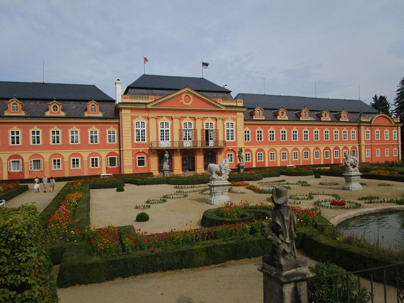 Palacio de Dobříš, foto: Vojtěch Ruschka