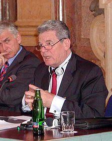 Joachim Gauck (Foto: Autorin)
