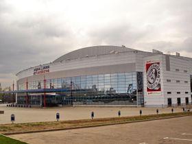 «Арена 2000» хоккейного клуба Локомотив Ярославль, фото: открытый источник