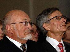 Vladimir Körner et Frantisek Fröhlich, photo: CTK