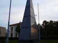 The memorial to Russian soldiers in Brno, photo: Henta, Wikimedia Commons, License Creative Commons 3.0 Unported