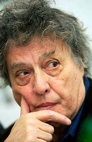 Tom Stoppard, photo: CTK