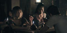 Mary Coronado y Lucie Vondráčková en 'Laberinto'