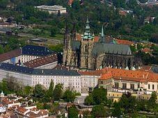 Pražský hrad, foto: ČTK