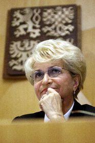 Milada Emmerová, foto: CTK