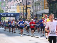 Prague International Marathon, photo: archive of Radio Prague