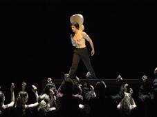 «Соло для троих», фото: Национальный театр