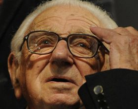 Nicholas Winton, photo: CTK